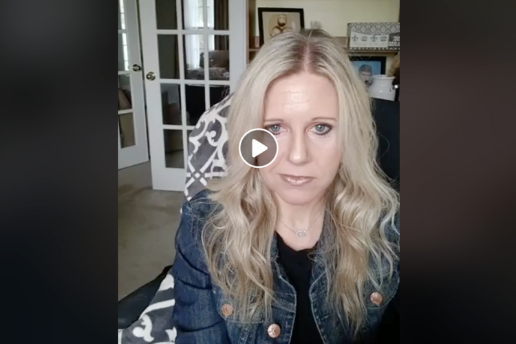 video of me talking about early recovery