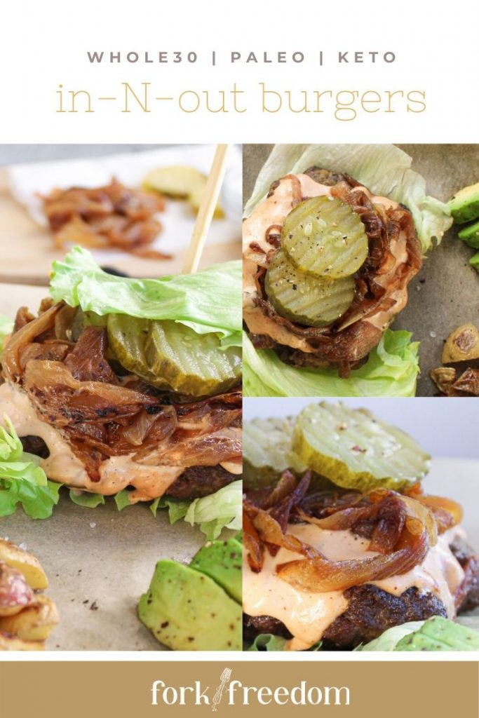 pinterest image for in-N-out burger