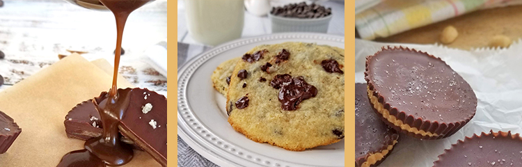 avoid food triggers with homemade baked treats